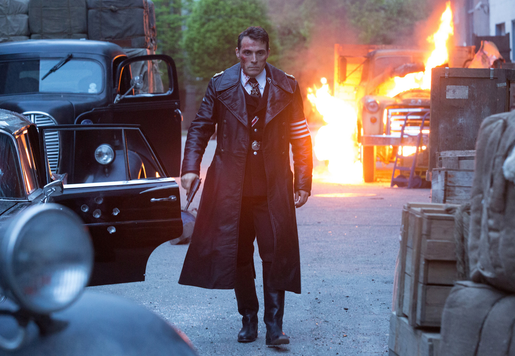 Costume Design for an Alternative History: The Man in the High Castle