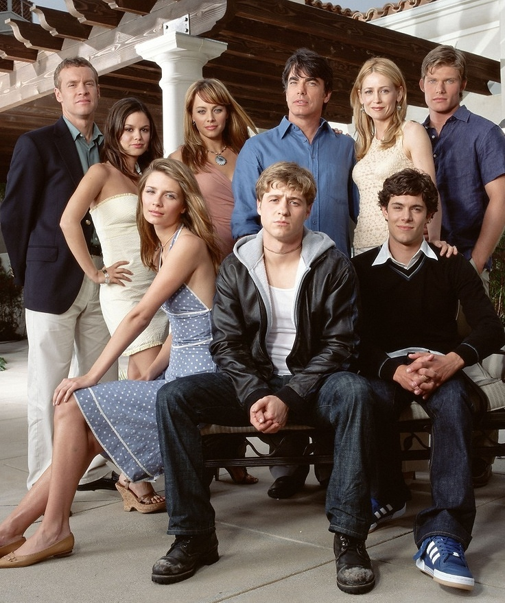 Costumes of The O.C. - 10 Year Anniversary