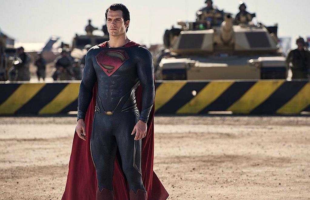 Superman's Man of Steel Suit