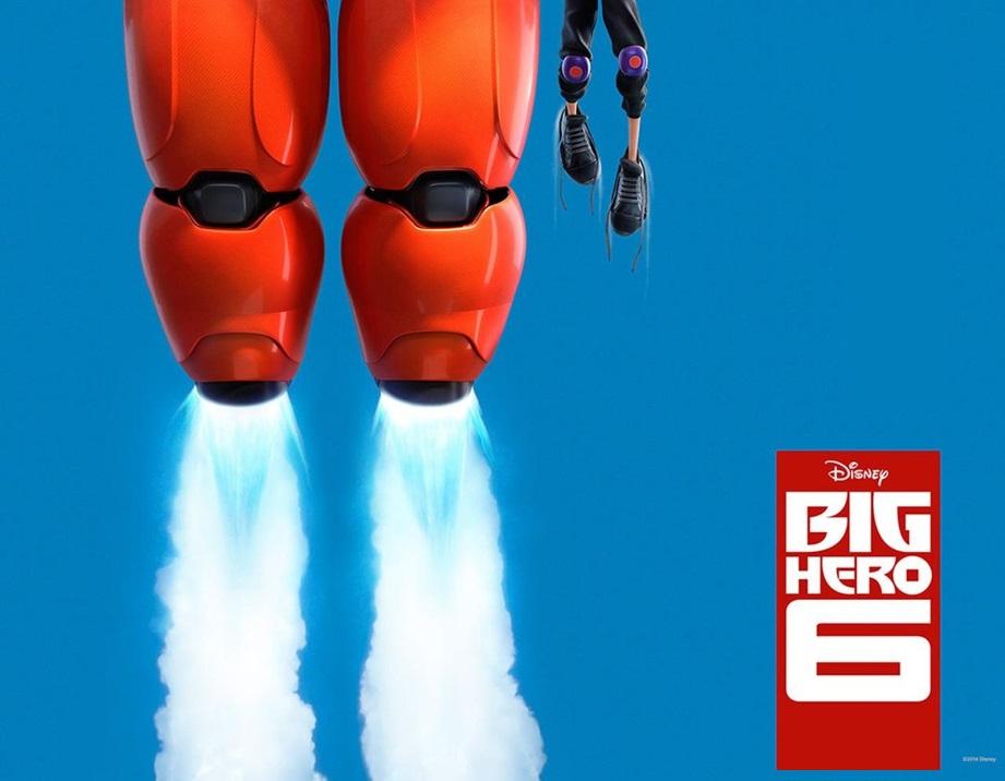 Big Hero 6 Costume Design