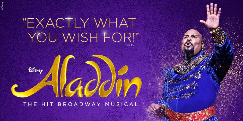 Costume Design for Disney's Aladdin on Broadway!