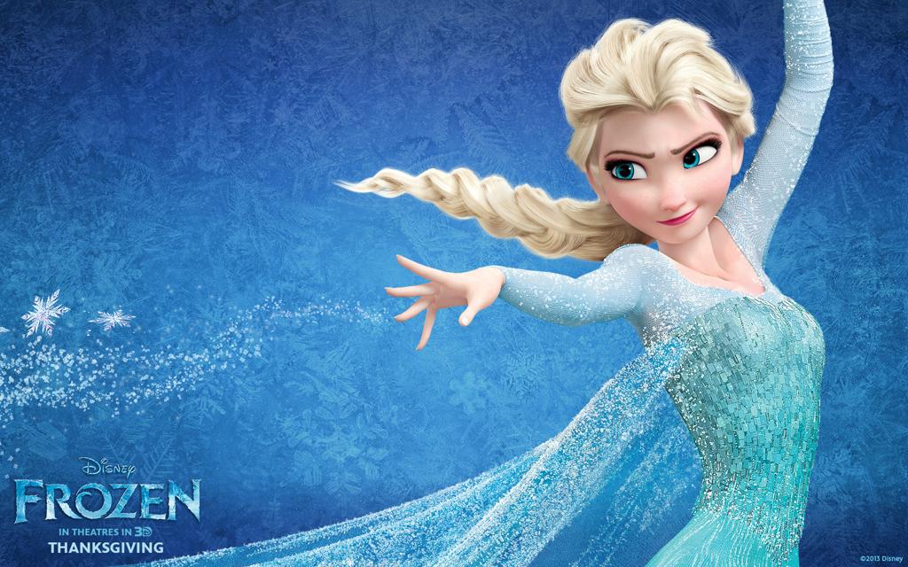 Costume Design in Animation - Disney's Frozen