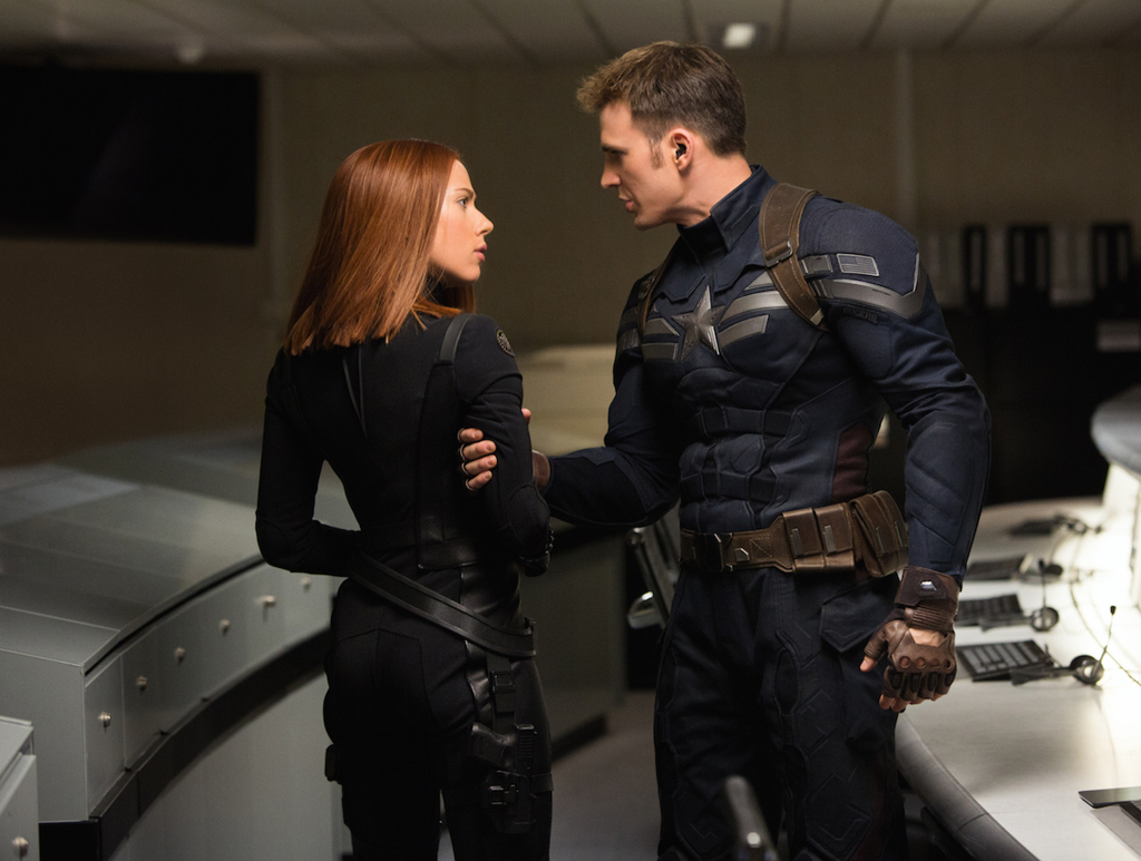 Costuming Captain America The Winter Soldier