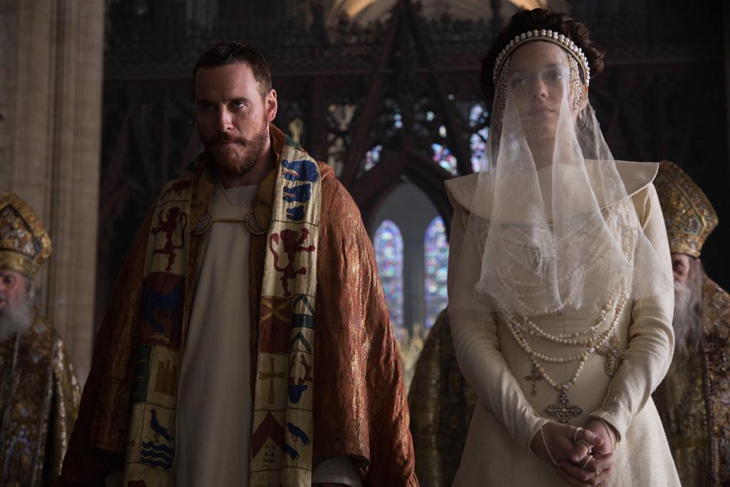 Jacqueline Durran's Costume Design for Macbeth