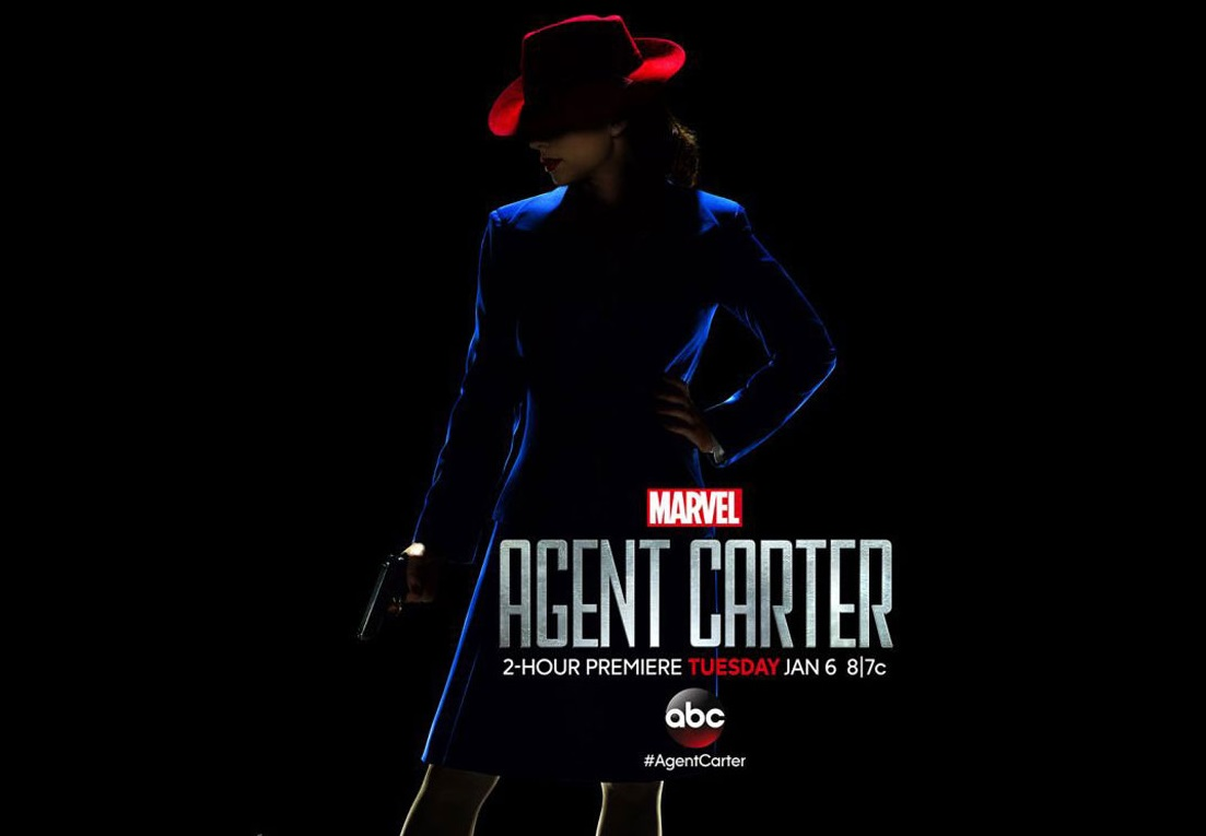Sneak Peek at The Costumes of Marvel's Agent Carter