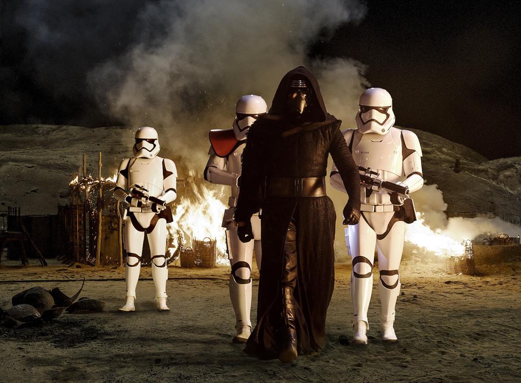 Star Wars: The Force Awakens Costume Design