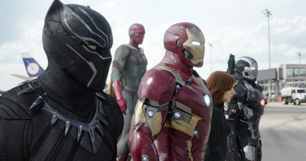 Costume Design of Captain America: Civil War