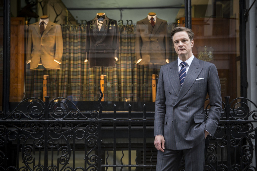 Costume to Collection: Arianne Phillips on Kingsman